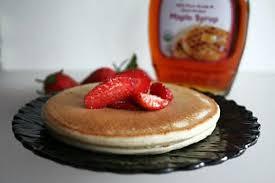 cuisine peu calorique recette de pancake light sans matière grasse et peu calorique