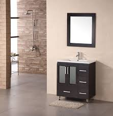 Sale On Bathroom Vanities by Stanton 32 Inch Contemporary White Bathroom Vanity Set Within