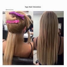 Tap In Hair Extensions by Best Hair Extensions Miami Best Hair Salon Miami Botox