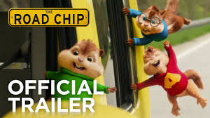 alvin chipmunks road chip official trailer hd