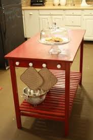 Dacke Kitchen Island A Well Sized Versatile Idea From Ikea Especially Like The Ss