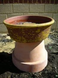 Flower Pot Bird Bath - 84 best free bird bath plans images on pinterest bird baths