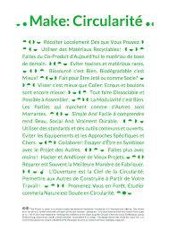 nature et d ouverte si e social it circular an open poster on circular educate