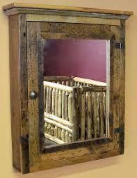 wood bathroom medicine cabinets barn wood medicine cabinet with mirror barn wood furniture