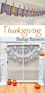 burlap thanksgiving banner thanksgiving burlap banners the family