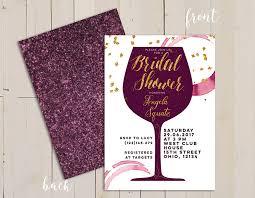 wine themed bridal shower wine themed bridal shower invitation wine themed invitation