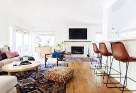 a new family u0027s bohemian eclectic california home glitter inc