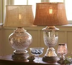 Mercury Glass Table Lamp Mercury Glass Table Lamp Sea Breeze Blue Mercury Glass Table