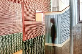 Room Dividers Now by Hand Woven Room Dividers Now You Can See Through Walls U2013well Sort