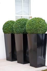 best planters outdoor garden pots best 25 contemporary planters ideas on pinterest