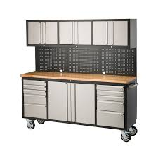 sandleford 1835 x 523 x 1870mm ultimate workstation trolley home