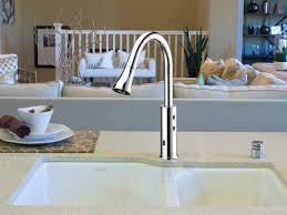 touch free faucets kitchen complete touch free kitchen bathroom and commercial faucet