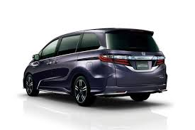 honda odyssey hybrid 2015 2016 honda odyssey sport hybrid goes on sale in autoevolution