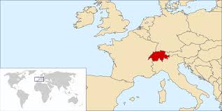 France On World Map by Switzerland On World Map Inside Roundtripticket Me