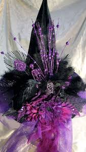 Best 25 Halloween Witch Decorations Ideas On Pinterest Cute Best 25 Halloween Hats Ideas On Pinterest Witch Hats Purple