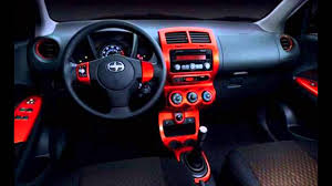 scion scion tc 2016 car specifications and features interior youtube