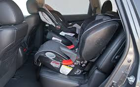 nissan pathfinder 2013 interior 2013 nissan pathfinder backseat britax booster seat photo