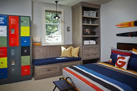 Bookshelves For Boys by Cool And Cozy Boys Room Paint Ideas