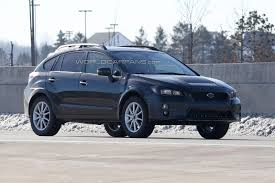 crosstrek subaru 2015 vwvortex com subaru xv crosstrek prototype spied wearing the