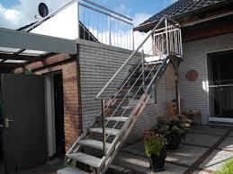 balkon mit treppe luxa design produkte
