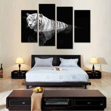 home interior tiger picture tiger painting modern tiger painting modern for sale