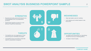 swot template powerpoint 28 images boost your presentation