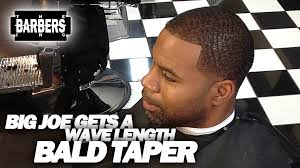 how to bald taper w waves african american black ethnic