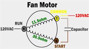 basic compressor wiring youtube and run capacitor diagram ansis me