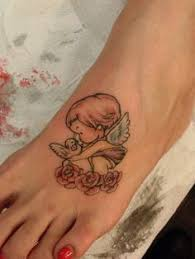 the 25 best baby angel tattoo ideas on pinterest baby memorial