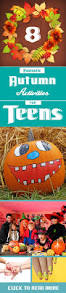 Halloween Crafts For Teens - 8 fantastic autumn fall activities for teens autumn activities
