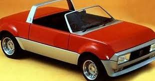 peugeot cars 1980 238 peugeot peugette 1976 prototype car youtube
