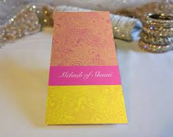 mehndi cards mendhi multi colour