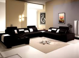 Black Furniture Living Room Ideas Living Room Paint Colors Grey Carpet White Wall Color White