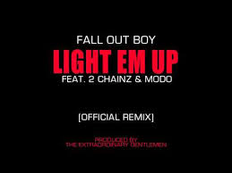 Who Sings Light Em Up My Songs Know What You Did In The Dark Remix Fall Out Boy Feat