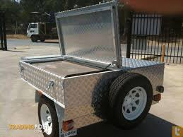 Kitchen Trailer For Sale by Modern Trailers Tandem Or Single Axle Bbq Trailer For Sale In