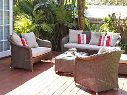 Deep Seating Wicker Patio Furniture - noteworthy concept beguiling patio furniture sectional
