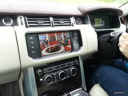 range rover interior one day six hundred and fifty miles a range rover sdv8
