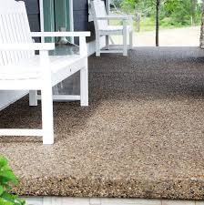 Exposed Aggregate Patio Pictures by Maintaining Exposed Aggregate Driveways And Patios Sealmaxx Of