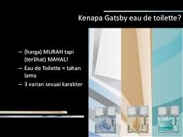 Parfum Gatsby Eau De Parfum gatsby eau de toilette caign