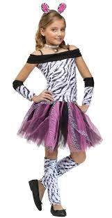zebra child costume buycostumes com
