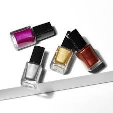 metallic nail polish bundle of four by apharsec