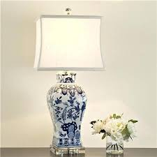 Large Round Glass Vase Table Lamp Chinese Ceramic Table Lamps In Uk Clear Glass Vase