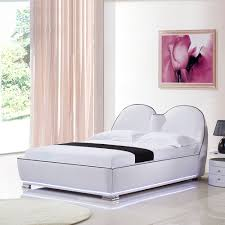 Modern Leather Bedroom Furniture Speaker Bed Speaker Bed Suppliers And Manufacturers At Alibaba Com