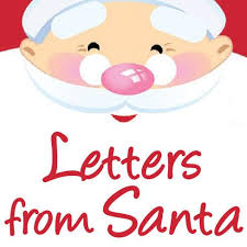 letters from santa letters from santa lake in the