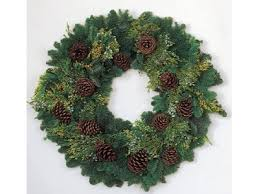 get in the spirit with fresh wreaths delivered