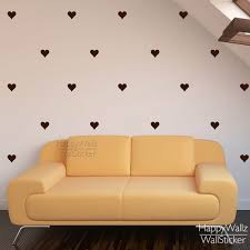 compare prices on love wall decor online shopping buy low price heart wall sticker baby nursery love heart wall decal kids room diy easy wall stickers removable