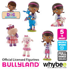doc mcstuffins cake toppers official bullyland disney doc mcstuffins figurines cake topper