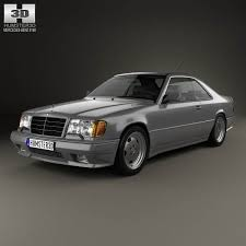 3d class price mercedes e class amg coupe 1988 3d model from humster3d