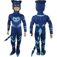 Halloween Birthday Gifts Pj Masks Catboy Connor Cosplay Costume Halloween Costume Christmas