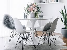 tavoli sedie come abbinare tavoli e sedie con creativit罌 grazia